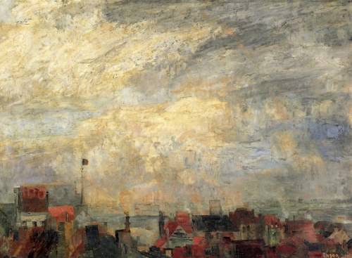 1884-James-Ensor-Acoperisurile-din-Ostend-1