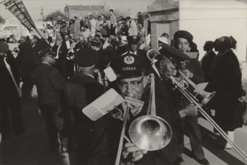 Eureka_Brass_Band_Playing_for_Young_Mens_Olympians_no_date