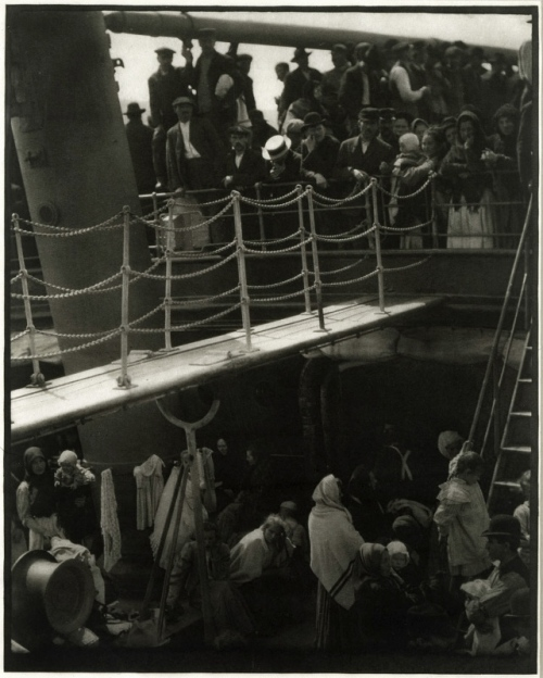 alfred-steiglitz-the-steerage-19071