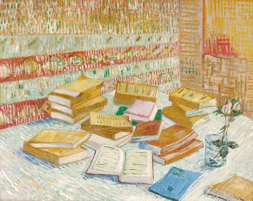 Van-Gogh_Parisian-Novels_1887