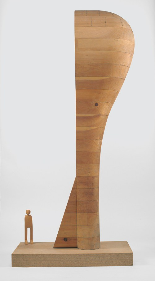 10.-Puryear_Maquette-for-Bearing-Witness_1994